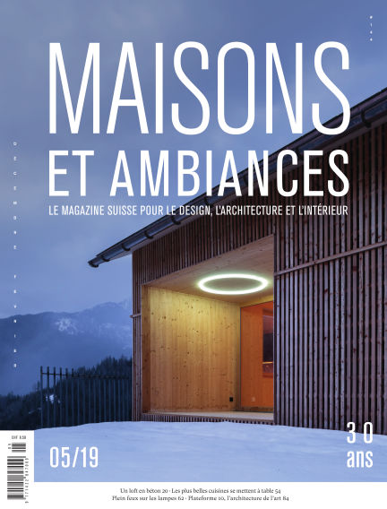Maisons et Ambiances November 14, 2019 00:00