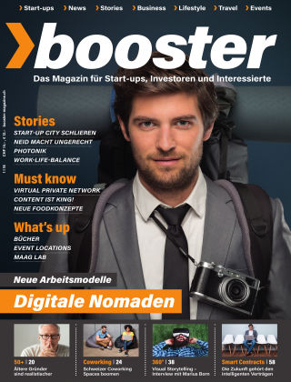 booster NR.01 2018