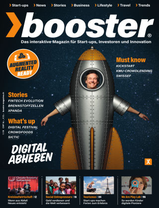 booster NR.01 2019