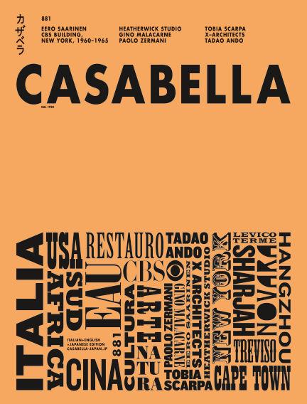 Casabella July 17, 2018 00:00