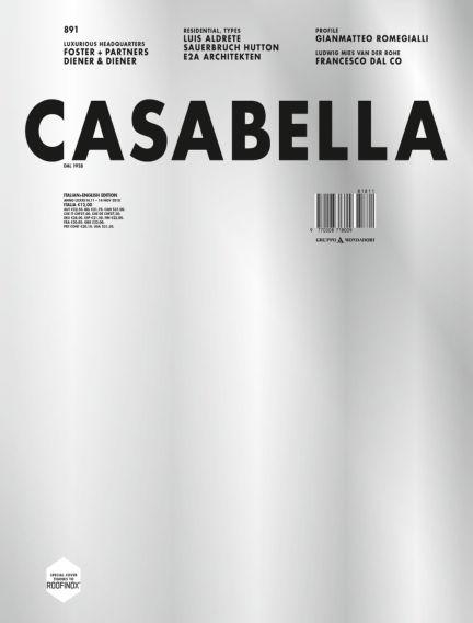 Casabella December 04, 2018 00:00