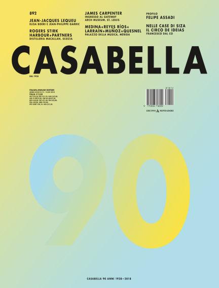 Casabella December 18, 2018 00:00