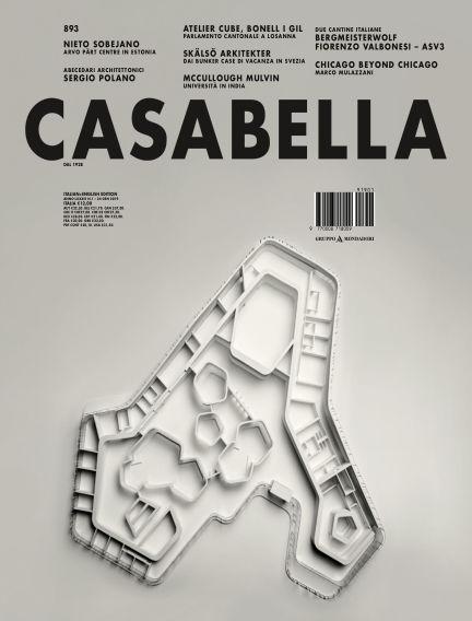 Casabella January 03, 2019 00:00