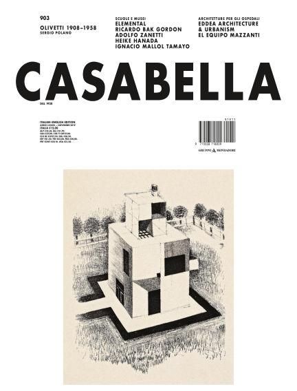 Casabella November 16, 2019 00:00