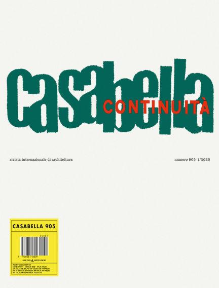 Casabella January 17, 2020 00:00