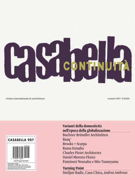 Casabella March 10, 2020 00:00