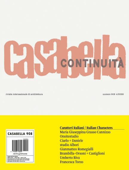 Casabella April 24, 2020 00:00