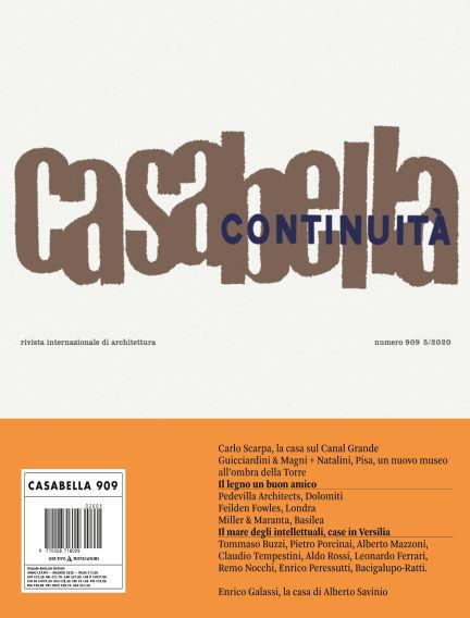 Casabella May 20, 2020 00:00
