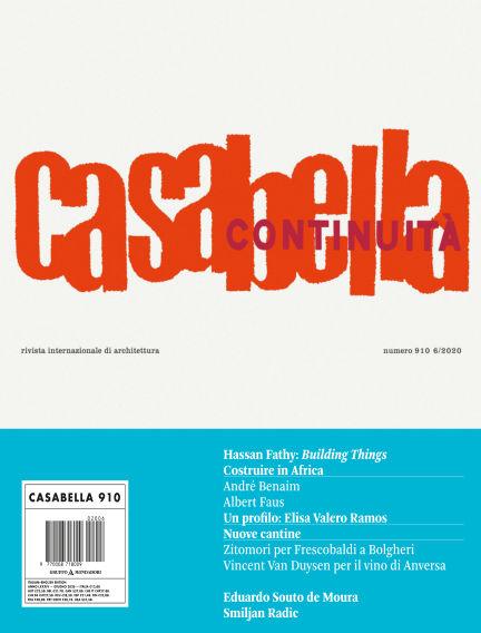 Casabella June 10, 2020 00:00