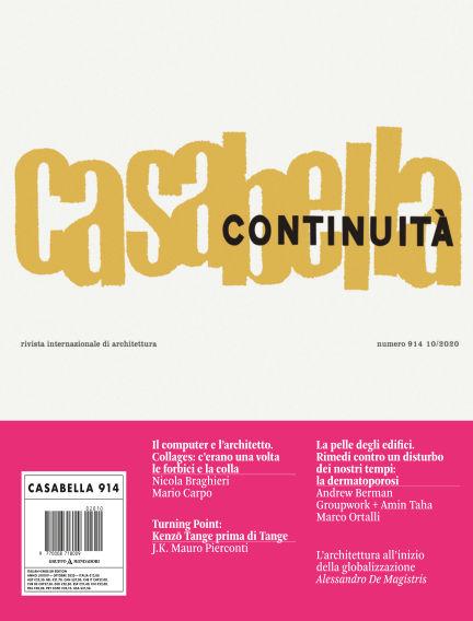 Casabella October 06, 2020 00:00