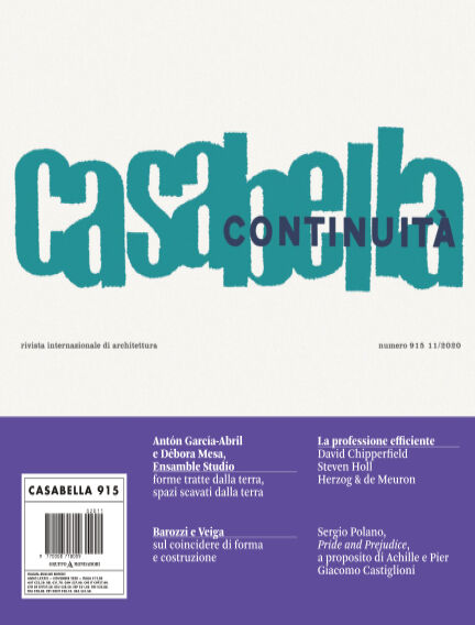 Casabella November 04, 2020 00:00