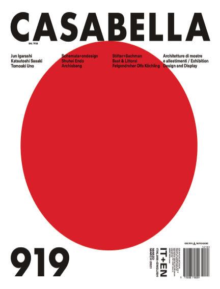 Casabella March 13, 2021 00:00