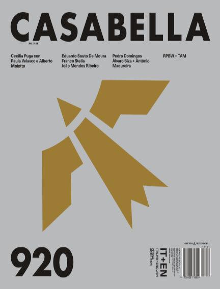 Casabella April 15, 2021 00:00