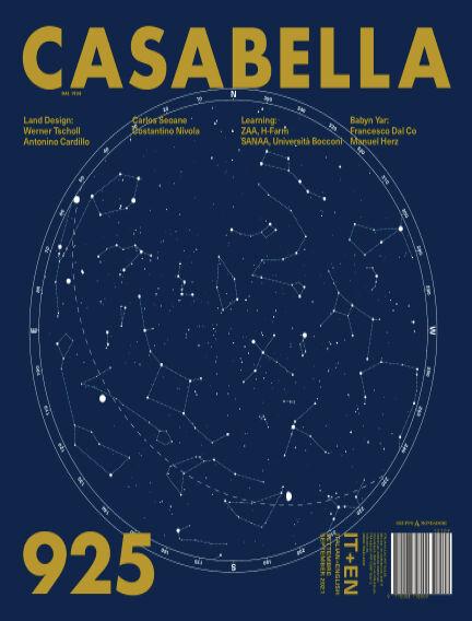 Casabella September 02, 2021 00:00