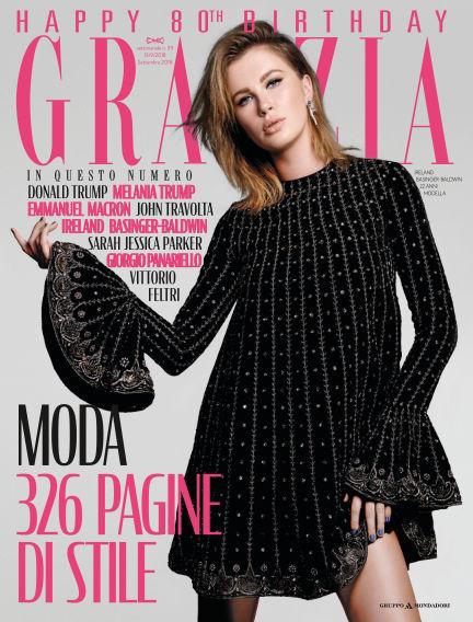 Grazia September 13, 2018 00:00