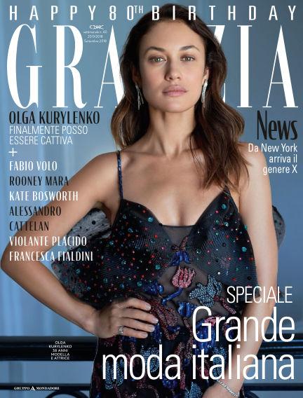 Grazia September 20, 2018 00:00