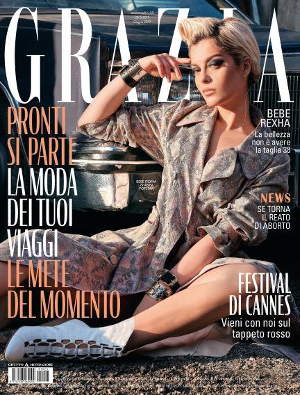 Grazia May 23, 2019 00:00