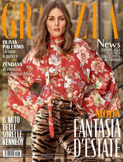 Grazia June 20, 2019 00:00