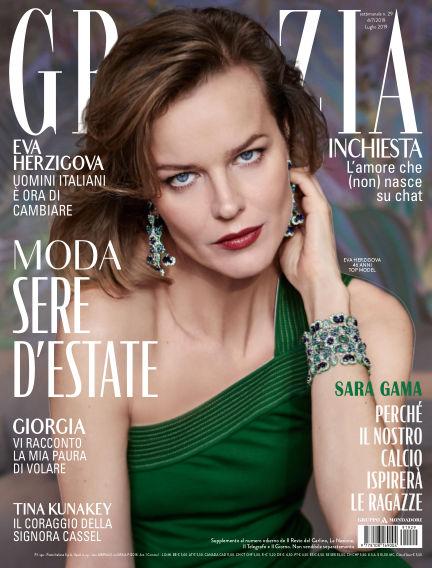 Grazia July 04, 2019 00:00