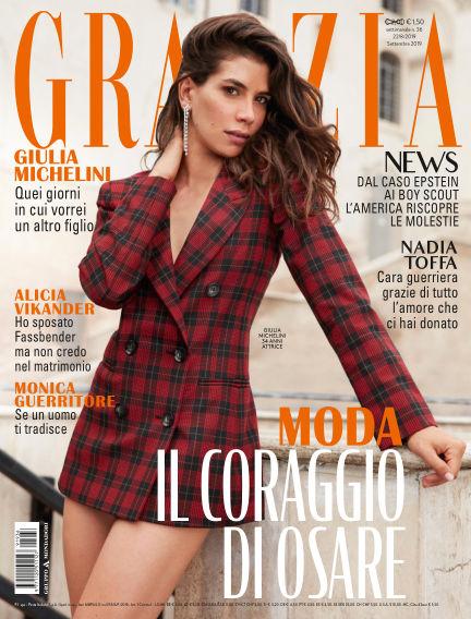 Grazia August 22, 2019 00:00