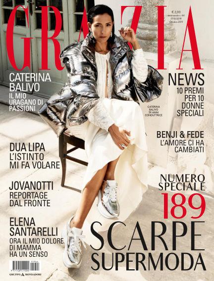 Grazia October 17, 2019 00:00