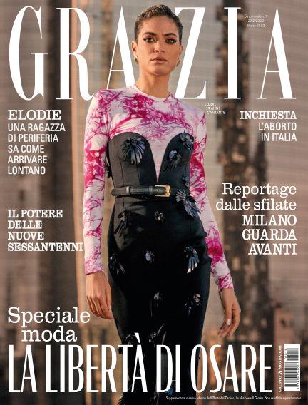 Grazia February 27, 2020 00:00