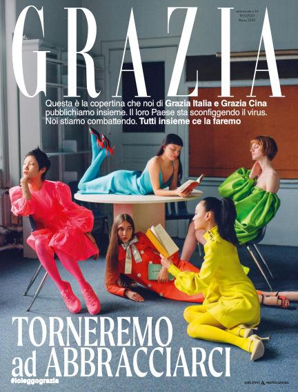 Grazia March 19, 2020 00:00