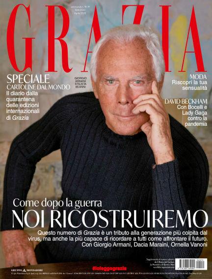 Grazia April 16, 2020 00:00