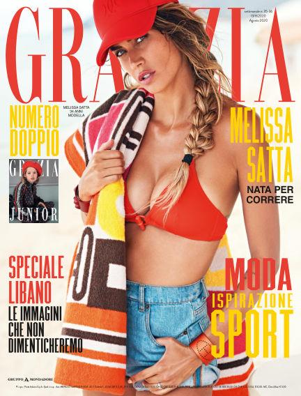 Grazia August 13, 2020 00:00
