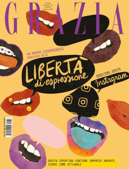 Grazia September 03, 2020 00:00