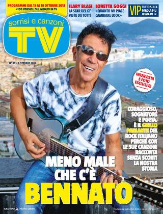 TV Sorrisi e Canzoni 2018-10-09