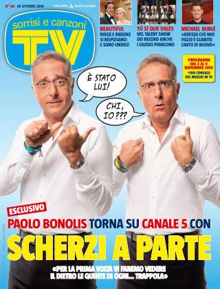 TV Sorrisi e Canzoni 2018-10-30