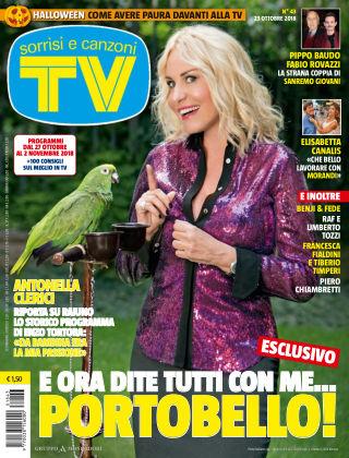 TV Sorrisi e Canzoni 2018-10-23