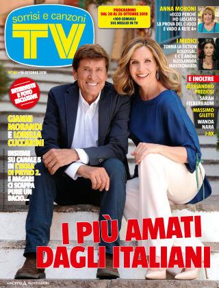 TV Sorrisi e Canzoni 2018-10-16