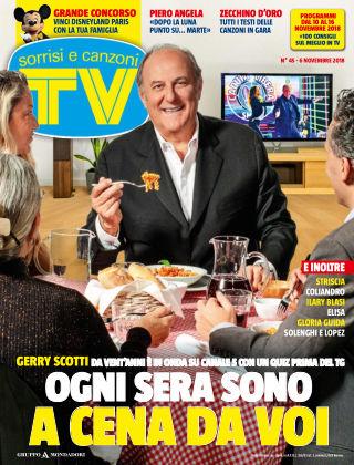 TV Sorrisi e Canzoni 2018-11-06