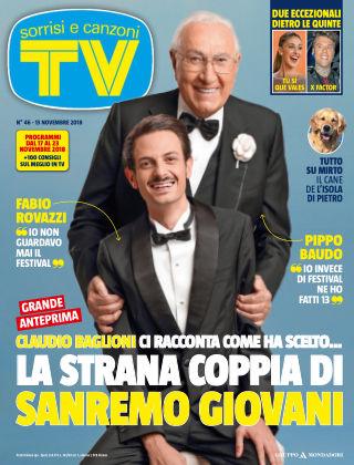TV Sorrisi e Canzoni 2018-11-13