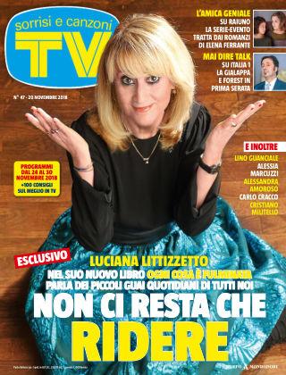 TV Sorrisi e Canzoni 2018-11-20