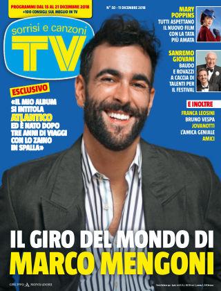 TV Sorrisi e Canzoni 2018-12-11