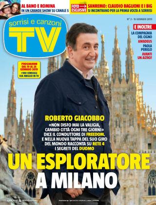 TV Sorrisi e Canzoni 2019-01-15