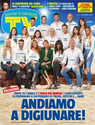 TV Sorrisi e Canzoni 2019-01-22