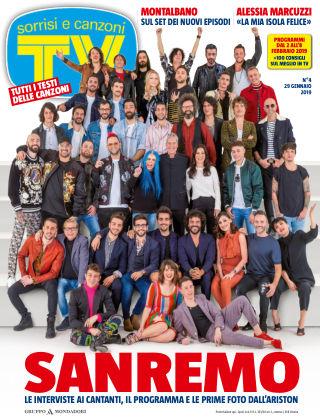 TV Sorrisi e Canzoni 2019-01-29
