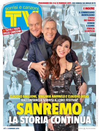 TV Sorrisi e Canzoni 2019-02-05