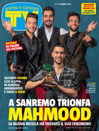 TV Sorrisi e Canzoni 2019-02-11