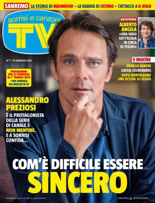 TV Sorrisi e Canzoni 2019-02-19