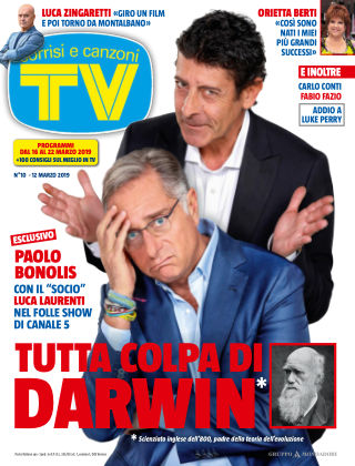 TV Sorrisi e Canzoni 2019-03-12