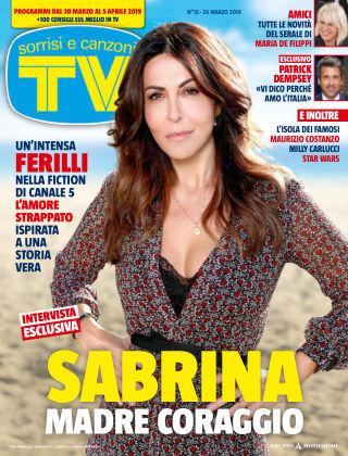 TV Sorrisi e Canzoni 2019-03-26