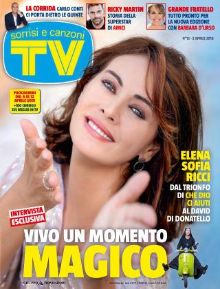 TV Sorrisi e Canzoni 2019-04-02