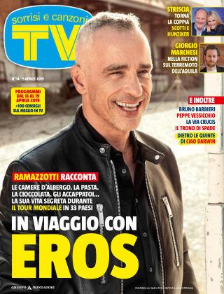 TV Sorrisi e Canzoni 2019-04-09