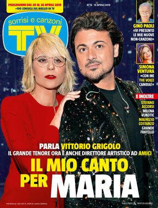 TV Sorrisi e Canzoni 2019-04-16