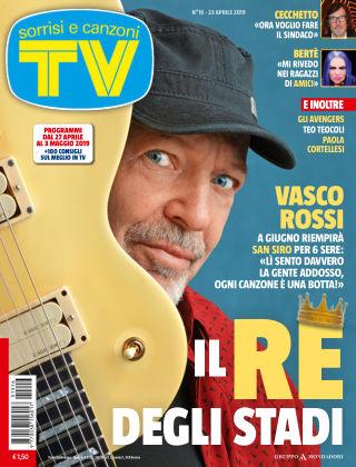 TV Sorrisi e Canzoni 2019-04-23